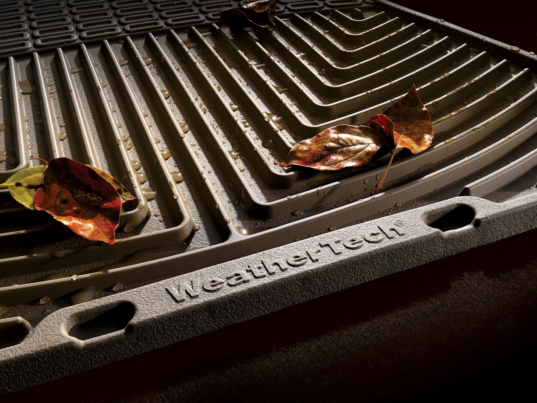 WeatherTech Mat Protects Against Mud and Dirt